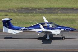 dosukoi_TFEさんが、大分空港で撮影した全日空商事 DA42 NG TwinStarの航空フォト(飛行機 写真・画像)