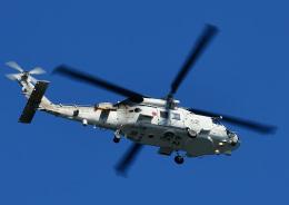 じーく。さんが、長崎空港で撮影した海上自衛隊 SH-60Kの航空フォト(飛行機 写真・画像)