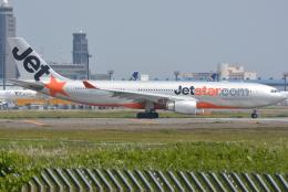 jun☆さんが、成田国際空港で撮影したジェットスター A330-202の航空フォト(飛行機 写真・画像)