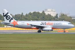jun☆さんが、成田国際空港で撮影したジェットスター A320-232の航空フォト(飛行機 写真・画像)