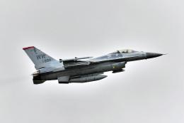 鈴鹿@風さんが、三沢飛行場で撮影したアメリカ空軍 F-16CM-50-CF Fighting Falconの航空フォト(飛行機 写真・画像)