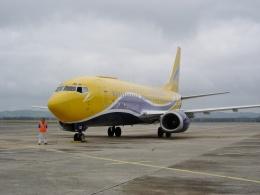 TA27さんが、ポー・ピレネー空港で撮影したヨーロッパ・エアポスト 737-3B3(QC)の航空フォト(飛行機 写真・画像)