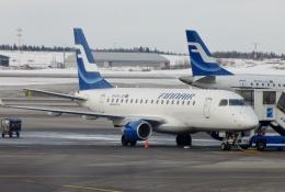 TA27さんが、ヘルシンキ空港で撮影したフィンエアー ERJ-170-100 (ERJ-170STD)の航空フォト(飛行機 写真・画像)