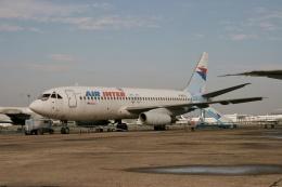 TA27さんが、ル・ブールジェ空港で撮影したエールアンテール Mercure 100の航空フォト(飛行機 写真・画像)