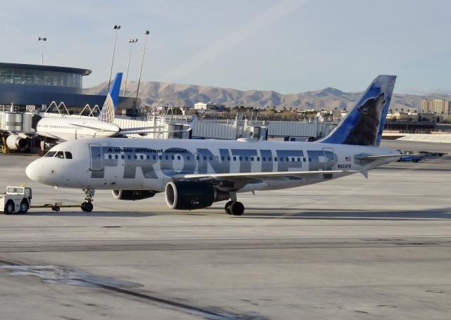 マッカラン国際空港 - McCarran International Airport [LAS/KLAS]で撮影されたマッカラン国際空港 - McCarran International Airport [LAS/KLAS]の航空機写真(フォト・画像)