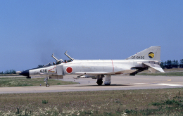 JAパイロットさんが、小松空港で撮影した航空自衛隊 F-4EJ Phantom IIの航空フォト(飛行機 写真・画像)