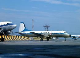 羽田空港 - Tokyo International Airport [HND/RJTT]で撮影された日本航空機製造 - Nihon Aircraft Manufacturing Corporationの航空機写真