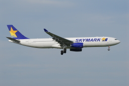 ITM58さんが、福岡空港で撮影したスカイマーク A330-343Xの航空フォト(飛行機 写真・画像)