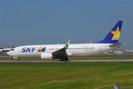 航空フォト:JA737Z スカイマーク 737-800