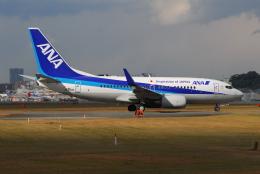 ITM58さんが、福岡空港で撮影した全日空 737-781/ERの航空フォト(飛行機 写真・画像)