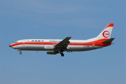 ITM58さんが、福岡空港で撮影した日本トランスオーシャン航空 737-446の航空フォト(飛行機 写真・画像)