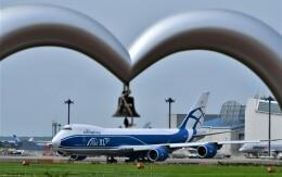 774gonさんが、成田国際空港で撮影したエアブリッジ・カーゴ・エアラインズ 747-8Fの航空フォト(飛行機 写真・画像)