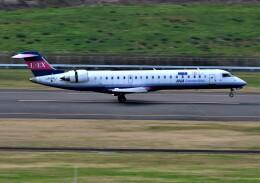 774gonさんが、福島空港で撮影したアイベックスエアラインズ CL-600-2C10(CRJ-702)の航空フォト(飛行機 写真・画像)