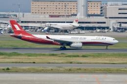 NIKEさんが、羽田空港で撮影した上海航空 A330-343Xの航空フォト(飛行機 写真・画像)