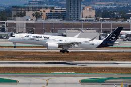 ルフトハンザドイツ航空 Airbus A350-900 (D-AIXP)  航空フォト | by LAX Spotterさん  撮影2021年06月30日%s