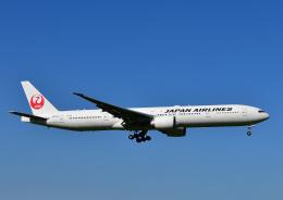 航空フォト:JA740J 日本航空 777-300
