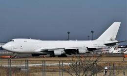774gonさんが、成田国際空港で撮影したアトラス航空 747-4KZF/SCDの航空フォト(飛行機 写真・画像)