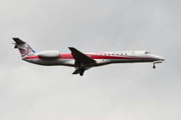 Deepさんが、成田国際空港で撮影したコリアエクスプレスエア ERJ-145EPの航空フォト(飛行機 写真・画像)