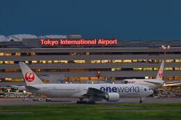 航空フォト:JA708J 日本航空 777-200