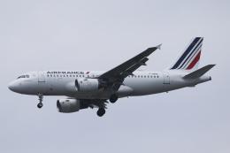 航空フォト:F-GRHE エールフランス航空 A319