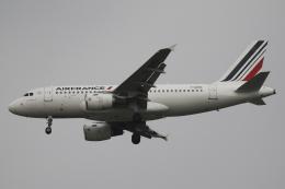 航空フォト:F-GRHX エールフランス航空 A319