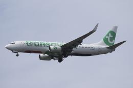 Sharp Fukudaさんが、パリ オルリー空港で撮影したトランサヴィア・フランス 737-85Pの航空フォト(飛行機 写真・画像)