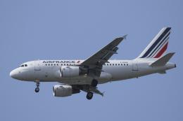 Sharp Fukudaさんが、パリ オルリー空港で撮影したエールフランス航空 A318-111の航空フォト(飛行機 写真・画像)