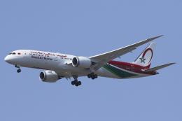 Sharp Fukudaさんが、パリ オルリー空港で撮影したロイヤル・エア・モロッコ 787-9の航空フォト(飛行機 写真・画像)