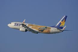 航空フォト:JA73NT スカイマーク 737-800