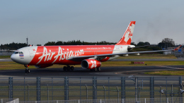 saoya_saodakeさんが、成田国際空港で撮影したタイ・エアアジア・エックス A330-343Eの航空フォト(飛行機 写真・画像)