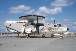 JAパイロットさんが、那覇空港で撮影した航空自衛隊 E-2C Hawkeyeの航空フォト(飛行機 写真・画像)