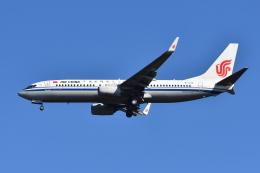 航空フォト:B-1219 中国国際航空 737-800