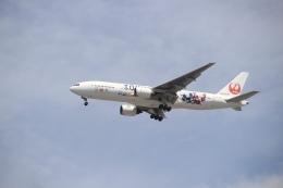 mahiちゃんさんが、羽田空港で撮影した日本航空 777-246の航空フォト(飛行機 写真・画像)