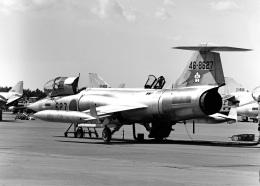 Y.Todaさんが、茨城空港で撮影した航空自衛隊 F-104J Starfighterの航空フォト(飛行機 写真・画像)