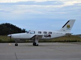 musaeru25cさんが、能登空港で撮影した日本法人所有 PA-46-350P Malibu Mirageの航空フォト(飛行機 写真・画像)