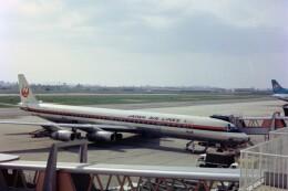 KOMAKIYAMAさんが、福岡空港で撮影した日本航空 DC-8-61の航空フォト(飛行機 写真・画像)