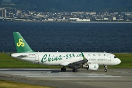 we love kixさんが、関西国際空港で撮影した春秋航空 A320-214の航空フォト(飛行機 写真・画像)