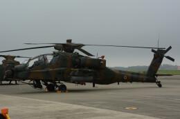 banshee02さんが、茨城空港で撮影した陸上自衛隊 AH-64Dの航空フォト(飛行機 写真・画像)
