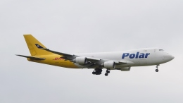 Garnet Worldさんが、成田国際空港で撮影したポーラーエアカーゴ 747-46NF/SCDの航空フォト(飛行機 写真・画像)