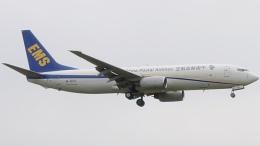 Garnet Worldさんが、成田国際空港で撮影した中国郵政航空 737-8Q8(BCF)の航空フォト(飛行機 写真・画像)
