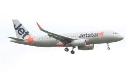 Garnet Worldさんが、成田国際空港で撮影したジェットスター・ジャパン A320-232の航空フォト(飛行機 写真・画像)