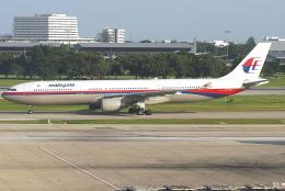 航空フォト:9M-MKA マレーシア航空 A330-300
