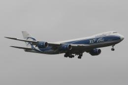 木人さんが、成田国際空港で撮影したエアブリッジ・カーゴ・エアラインズ 747-8Fの航空フォト(飛行機 写真・画像)