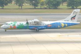 航空フォト:HS-PGA バンコクエアウェイズ ATR 72
