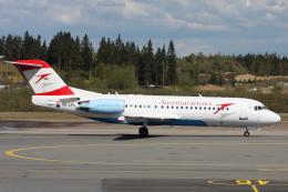 kinsanさんが、オスロ国際空港で撮影したオーストリアン・アローズ 70の航空フォト(飛行機 写真・画像)