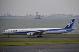 PIRORINGさんが、羽田空港で撮影した全日空 777-381の航空フォト(飛行機 写真・画像)