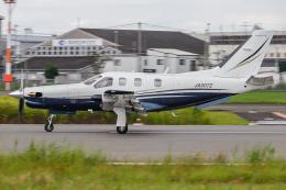 A.Tさんが、八尾空港で撮影した日本法人所有 TBM-700の航空フォト(飛行機 写真・画像)