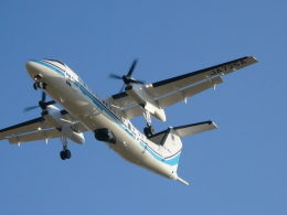 KOMAKIYAMAさんが、厚木飛行場で撮影した海上保安庁 DHC-8-315Q MPAの航空フォト(飛行機 写真・画像)