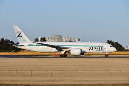 ポン太さんが、成田国際空港で撮影したZIPAIR 787-8 Dreamlinerの航空フォト(飛行機 写真・画像)