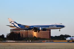 ポン太さんが、成田国際空港で撮影したエアブリッジ・カーゴ・エアラインズ 747-867F/SCDの航空フォト(飛行機 写真・画像)
